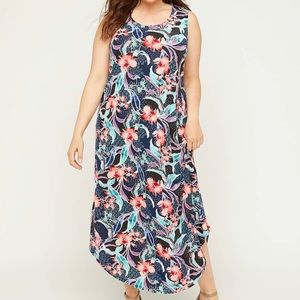 4x Catherine's maxi dress